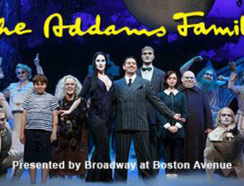 'Addams Family' takes up residence at Boston Avenue