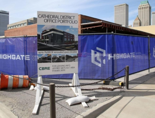 Warehouse to be redeveloped as office space in Cathedral District